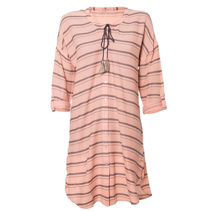 Brunotti Zaharra  (rosa) - damen tunikas & jumpsuits - Brunotti online shop