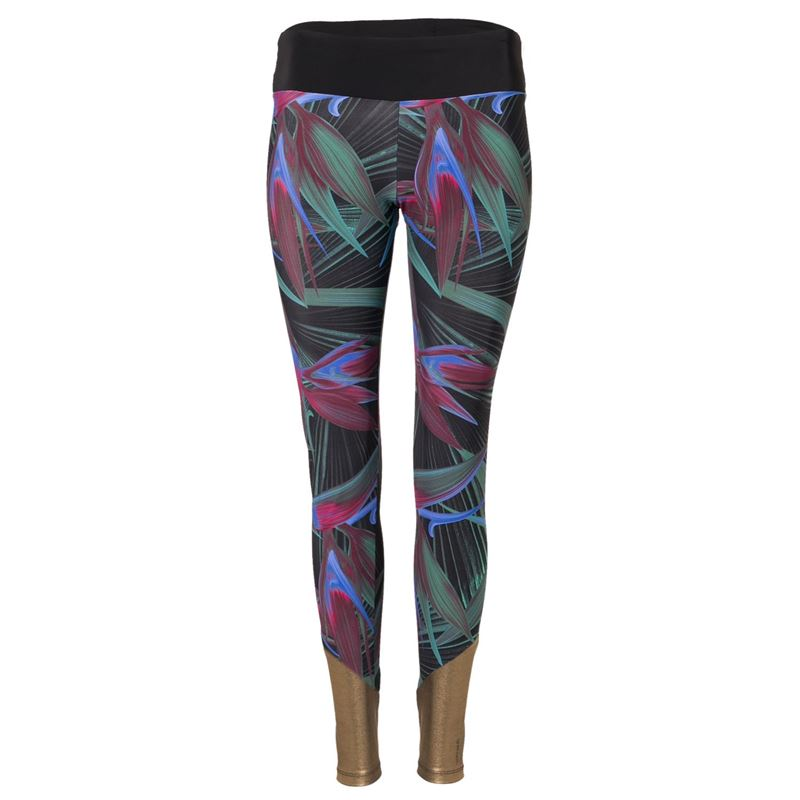 Brunotti Chenoa Women Legging (Zwart) - DAMES LEGGINGS - Brunotti online shop