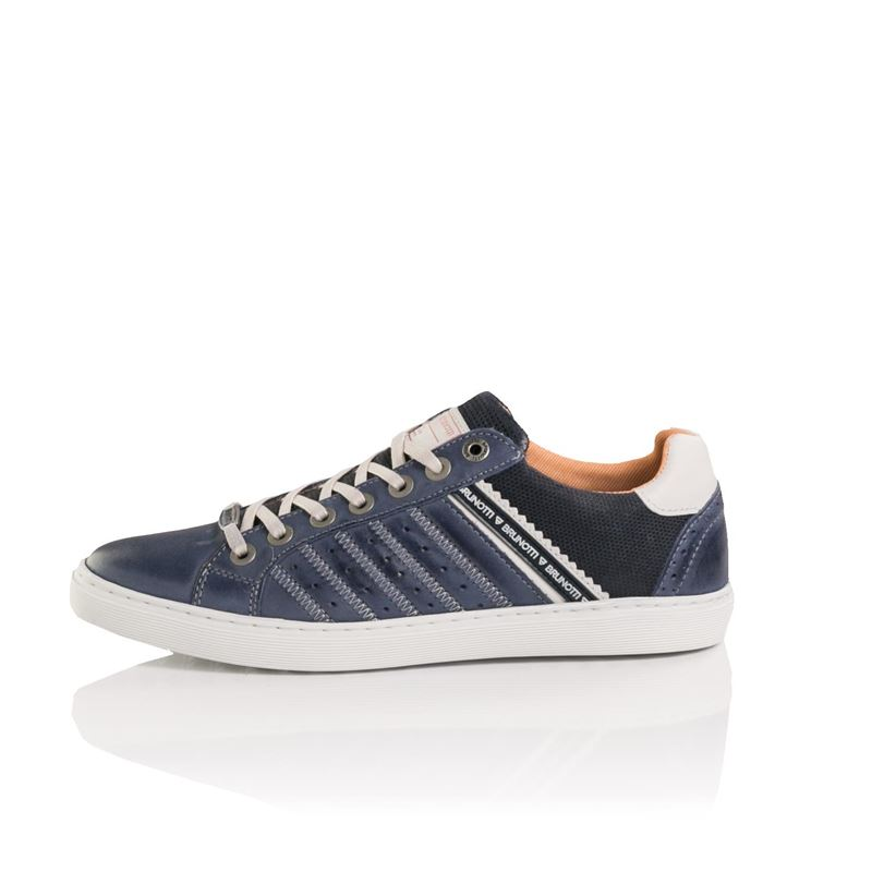 Brunotti Scena  (blue) - men shoes - Brunotti online shop