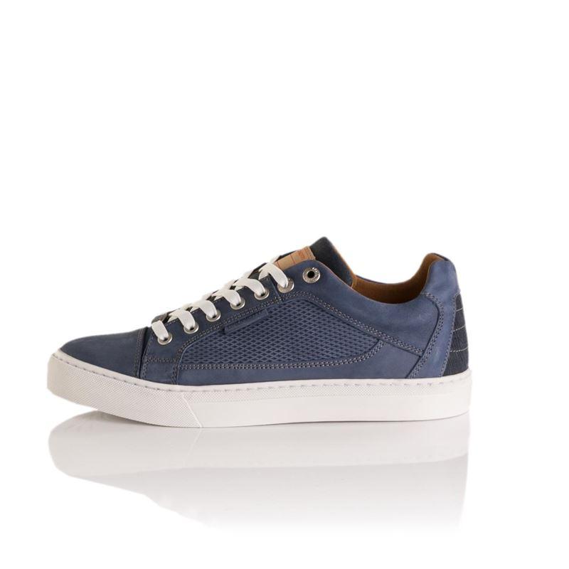 Brunotti Selino  (blauw) - heren schoenen - Brunotti online shop