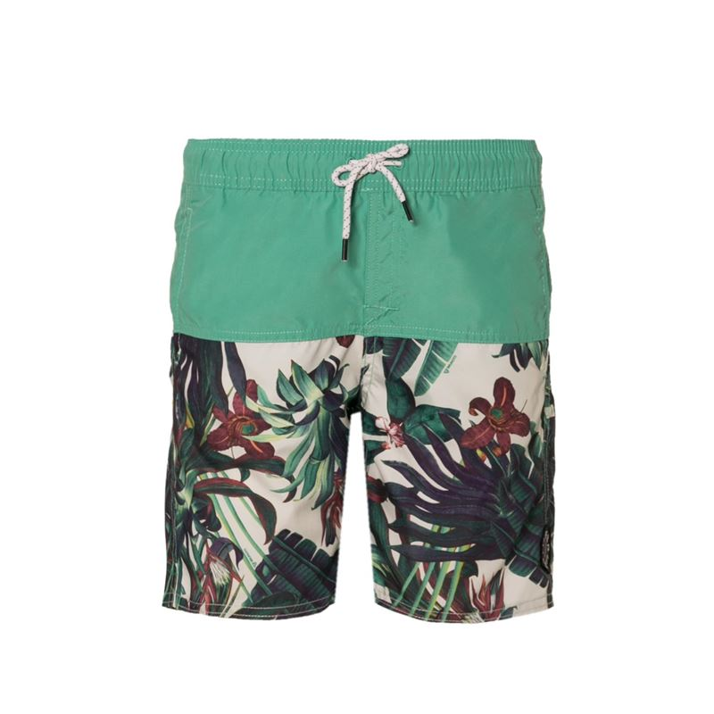 Brunotti Wilson  (white) - boys swimshorts - Brunotti online shop