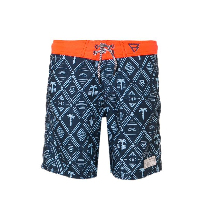 Brunotti Filbert  (blauw) - jongens zwemshorts - Brunotti online shop