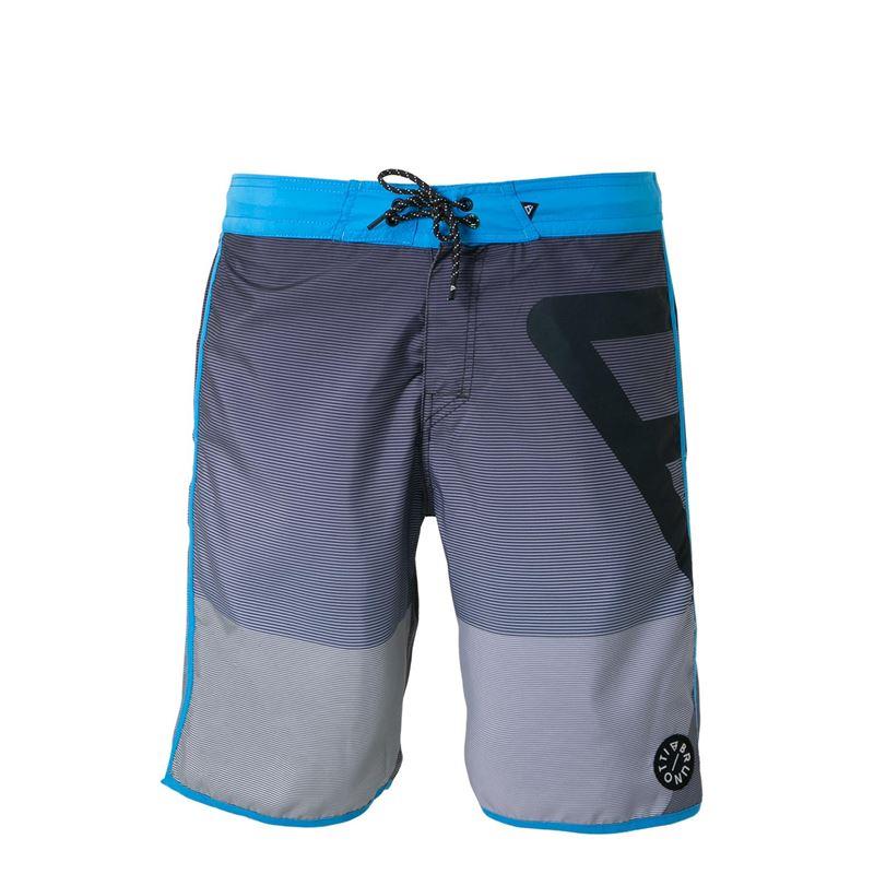 Brunotti Clyde  (zwart) - jongens zwemshorts - Brunotti online shop