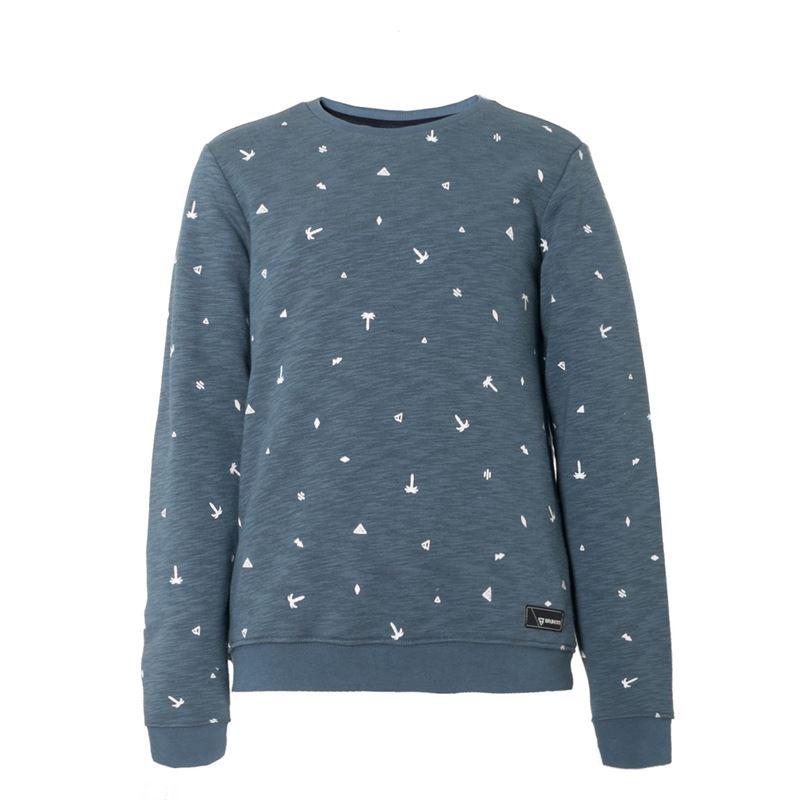 Brunotti Melroy  (blue) - boys sweats & cardigans - Brunotti online shop