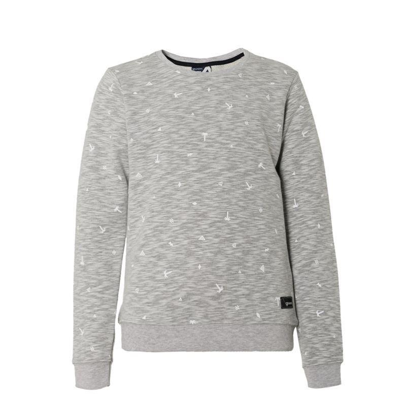 Brunotti Melroy  (grau) - jungen pullover & strickjacken - Brunotti online shop