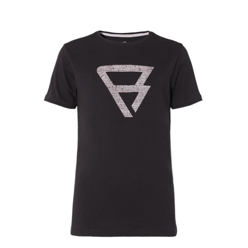 Brunotti Marvin  (black) - boys t-shirts & polos - Brunotti online shop