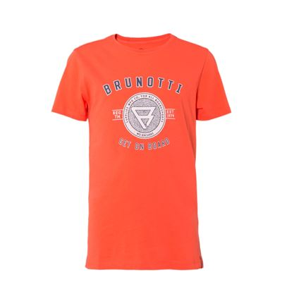 Brunotti Warped JR Boys  T-shirt. Available in 116,128,140,152,164,176 (1813069013-0247)