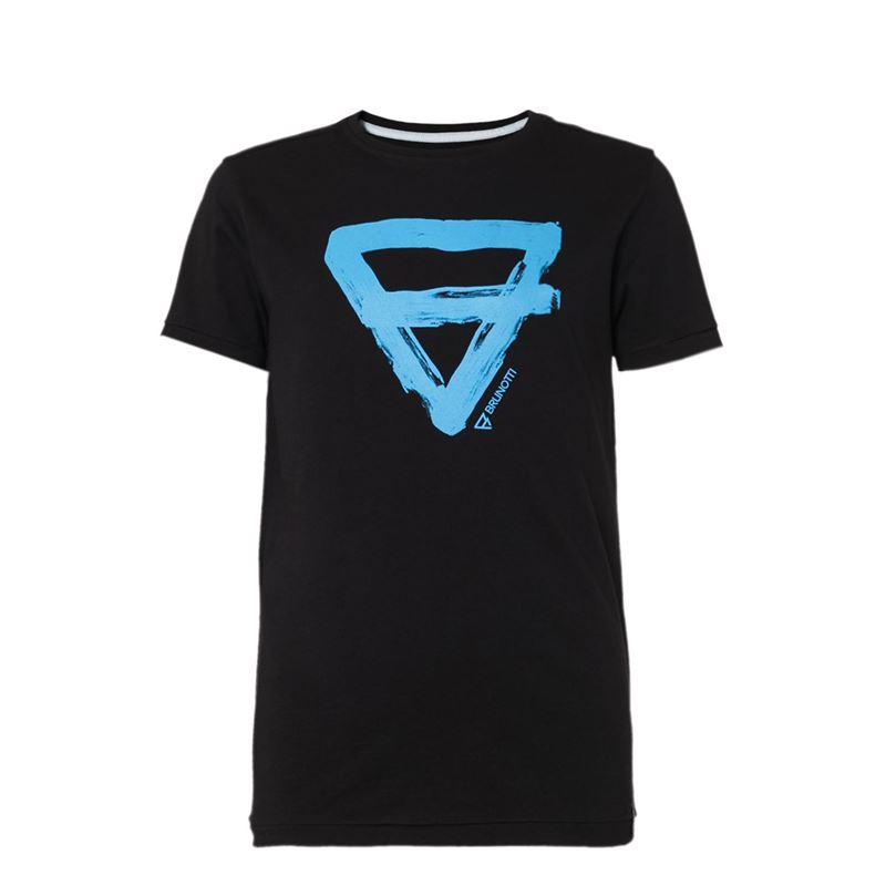 Brunotti Alberts  (black) - boys t-shirts & polos - Brunotti online shop