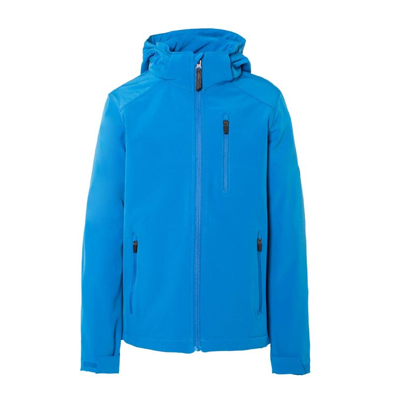 Brunotti Mosky JR Boys  Softshell Jacket (Blau) - JUNGEN JACKEN - Brunotti online shop