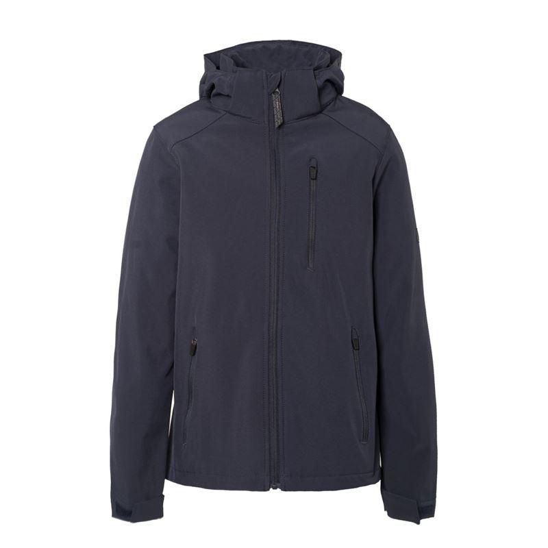 Brunotti Mosky  (blauw) - jongens jassen - Brunotti online shop