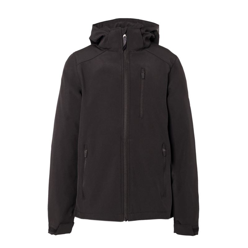 Brunotti Mosky  (black) - boys jackets - Brunotti online shop
