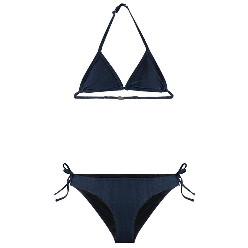 Brunotti Strawberry  (blauw) - meisjes bikini's - Brunotti online shop