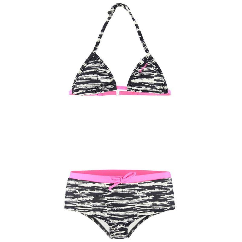 Brunotti Attillia  (black) - girls bikinis - Brunotti online shop