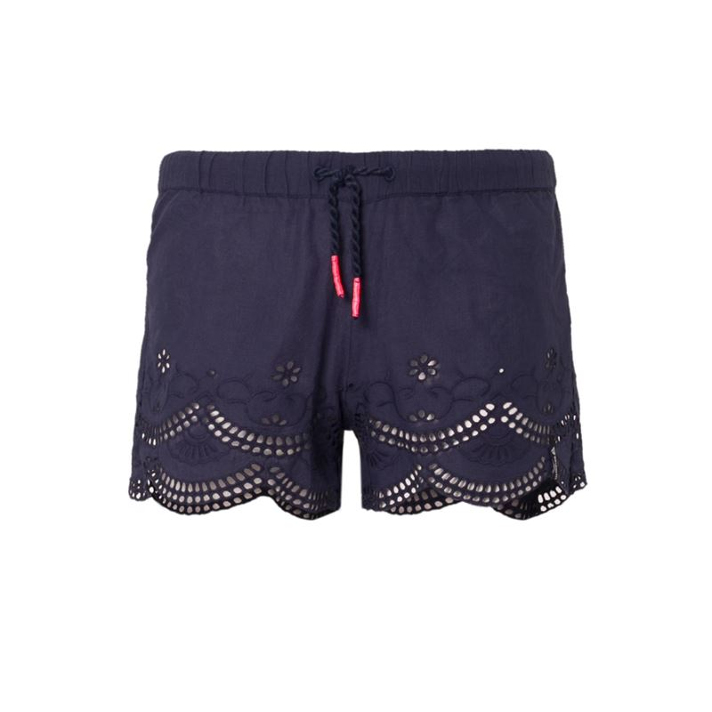 Brunotti Posey JR Girls Shorts (Blue) - GIRLS SHORTS - Brunotti online shop