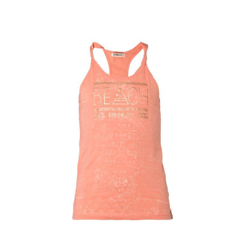 Brunotti Ugo  (roze) - meisjes t-shirts & topjes - Brunotti online shop