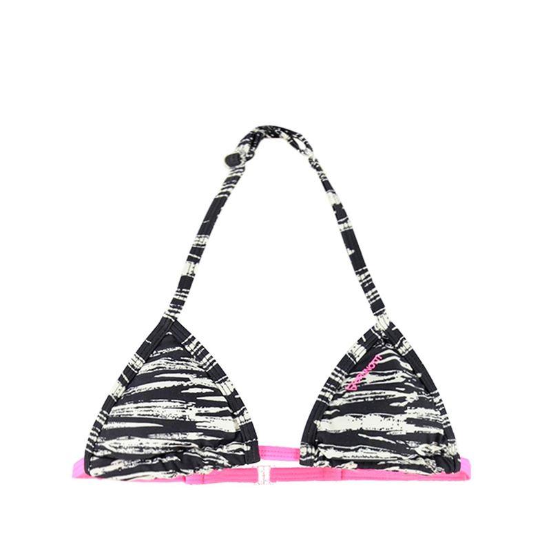 Brunotti Attinie  (zwart) - meisjes bikini's - Brunotti online shop