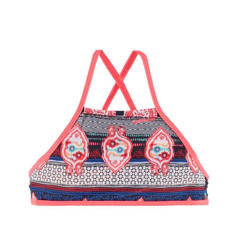 Brunotti Asraina JR Girls Bikini Top (Grijs) - MEISJES BIKINI'S - Brunotti online shop
