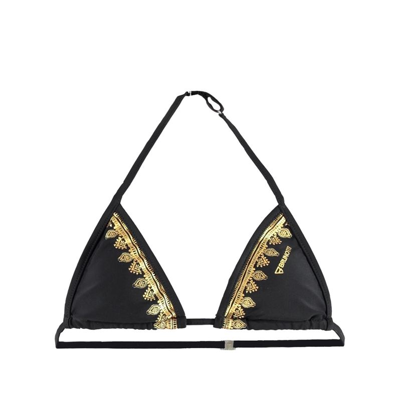 Brunotti Asheena  (zwart) - meisjes bikini's - Brunotti online shop
