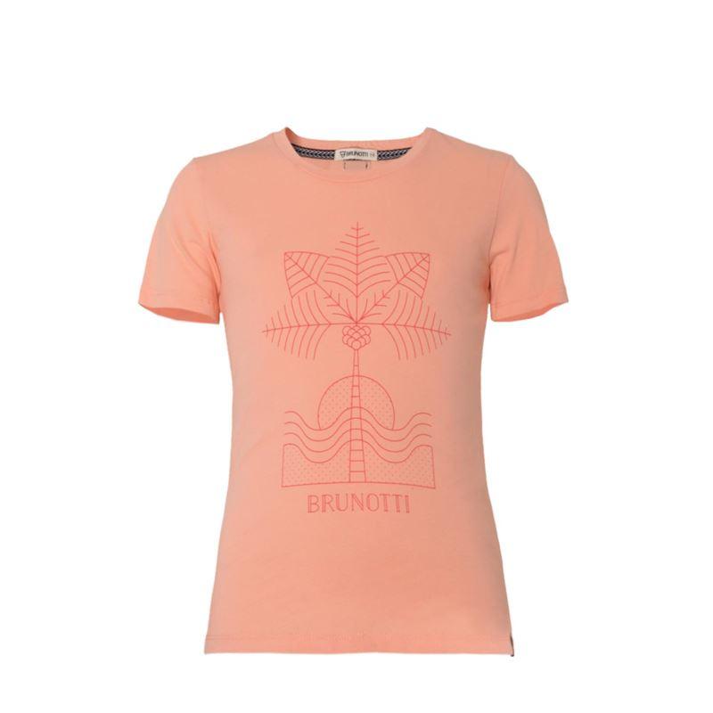 Brunotti Oaky  (rosa) - mädchen t-shirts & tops - Brunotti online shop