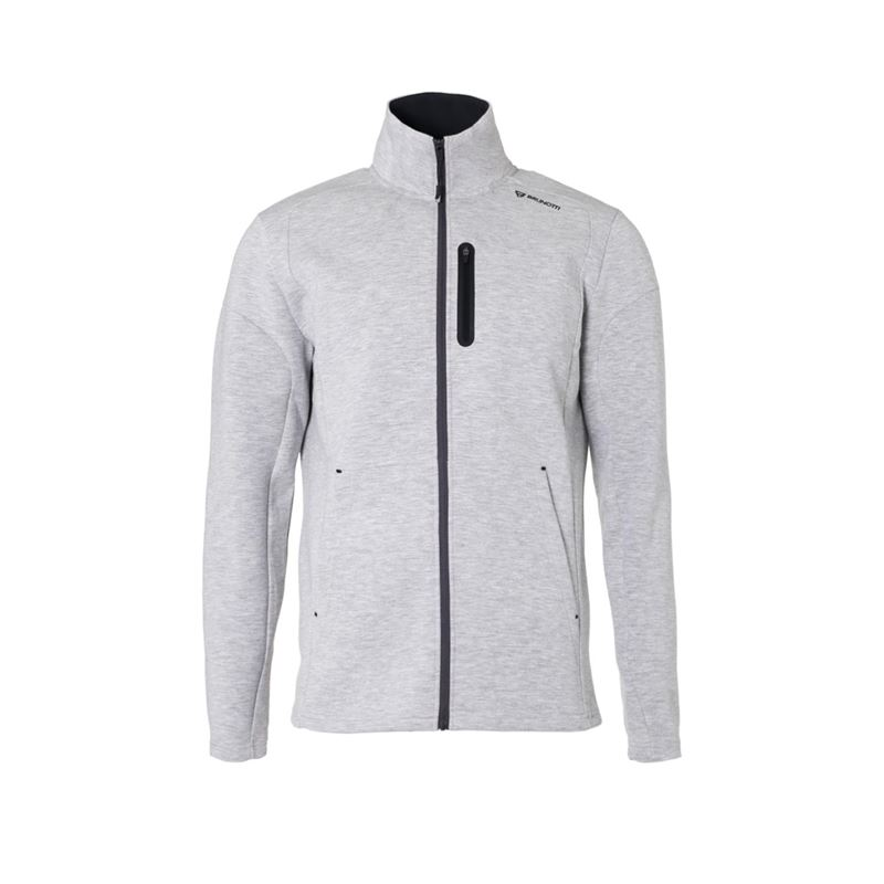 Brunotti Victory  (grey) - men sweats & cardigans - Brunotti online shop