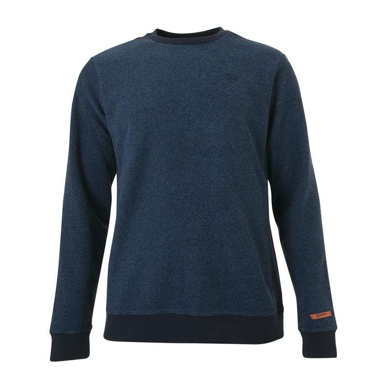 Brunotti Balbi  (blau) - herren pullover & strickjacken - Brunotti online shop