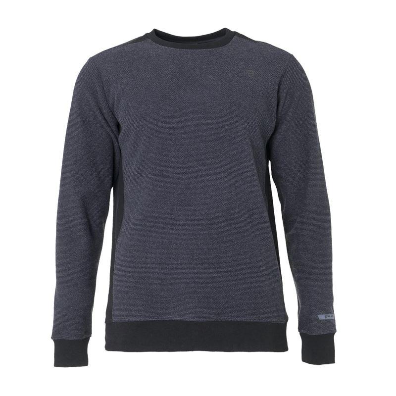 Brunotti Balbi  (zwart) - heren truien & vesten - Brunotti online shop