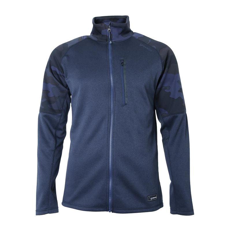 Brunotti Cane  (blau) - herren fleeces - Brunotti online shop