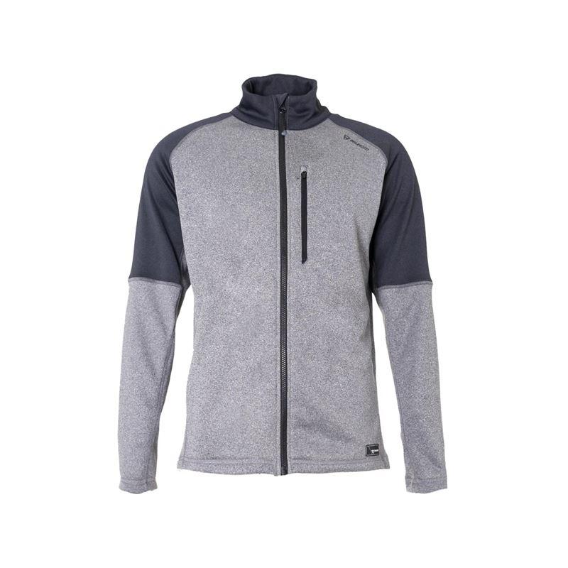 Brunotti Cane  (grijs) - heren fleeces - Brunotti online shop