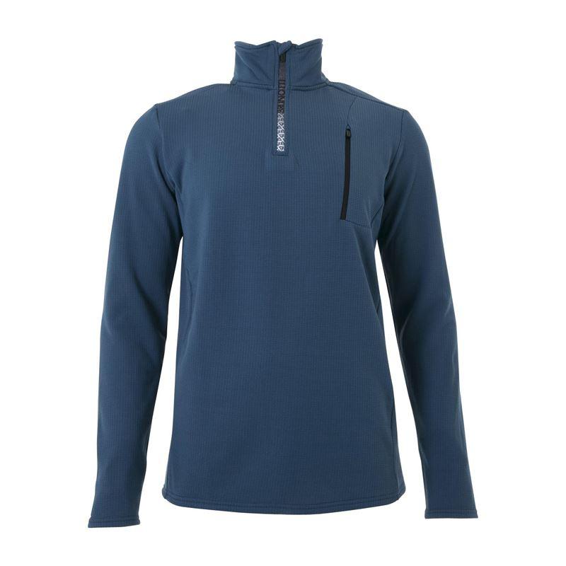 Brunotti Wetcat  (blue) - men fleeces - Brunotti online shop