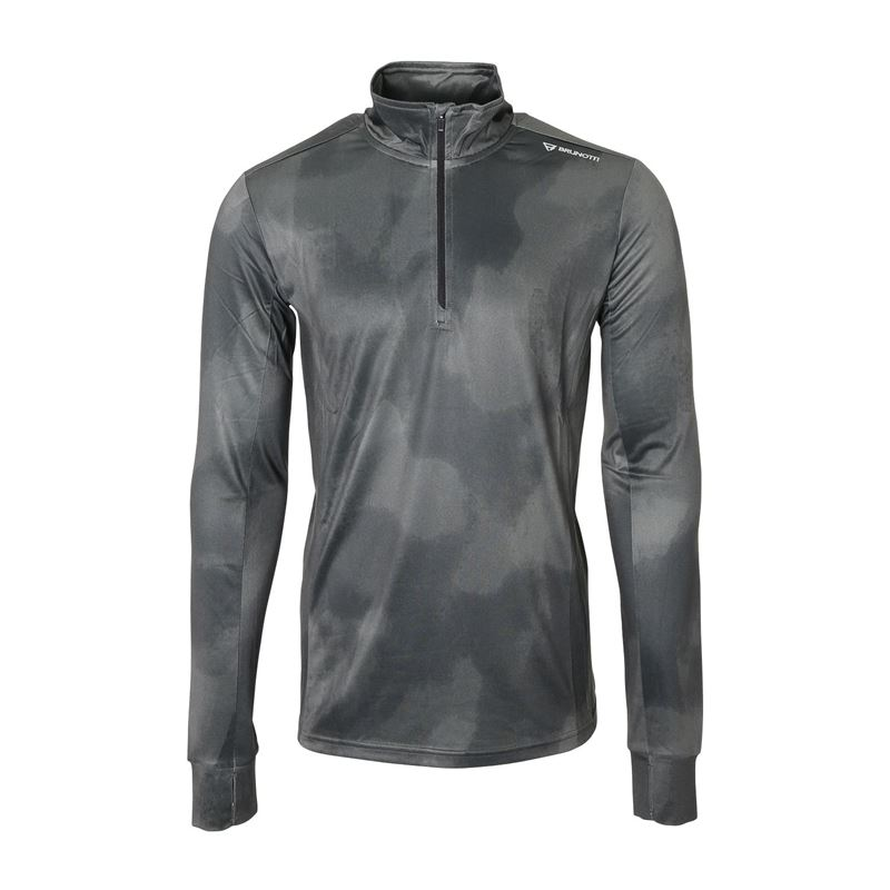 Brunotti Terni  (grey) - men fleeces - Brunotti online shop