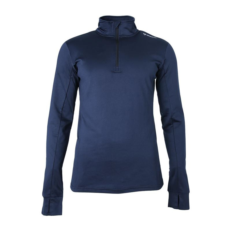 Brunotti Terni  (blauw) - heren fleeces - Brunotti online shop
