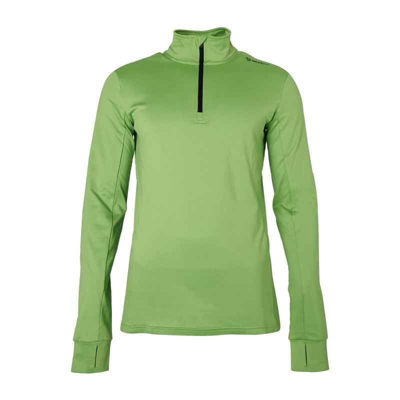 Brunotti Terni  (groen) - heren fleeces - Brunotti online shop
