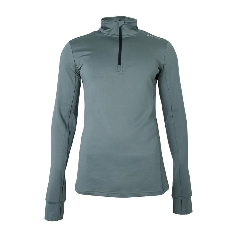 Brunotti Terni  (groen) - heren fleeces - Brunotti online shop