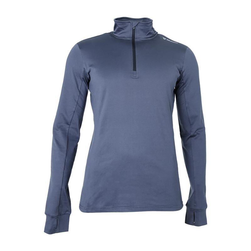 Brunotti Terni  (grijs) - heren fleeces - Brunotti online shop