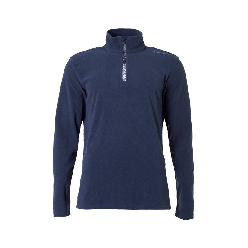 Brunotti Tenno  (blue) - men fleeces - Brunotti online shop