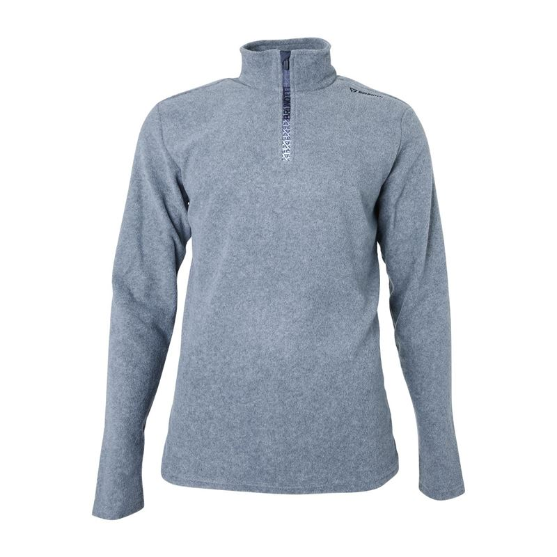 Brunotti Tenno  (grey) - men fleeces - Brunotti online shop
