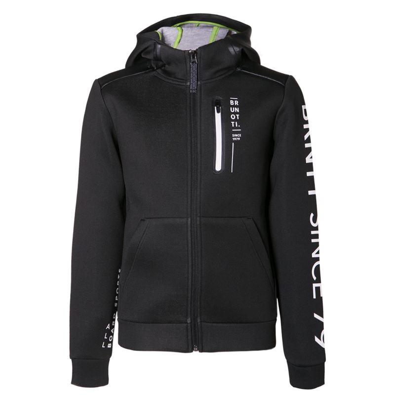 Brunotti Timbly  (black) - men sweats & cardigans - Brunotti online shop