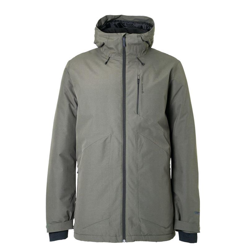 Brunotti Columbus  (grey) - men jackets - Brunotti online shop