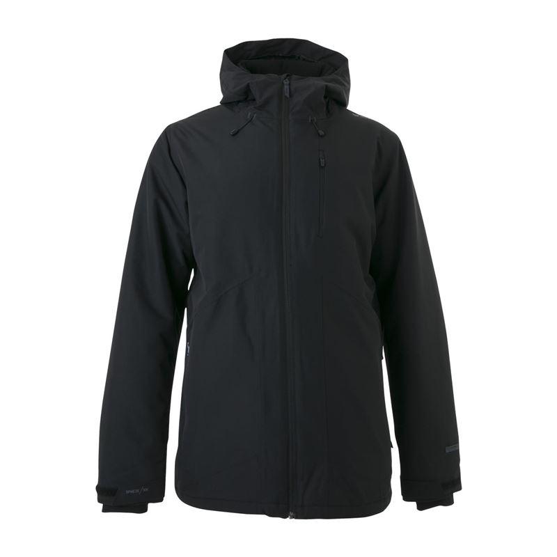 Brunotti Columbus  (zwart) - heren jassen - Brunotti online shop