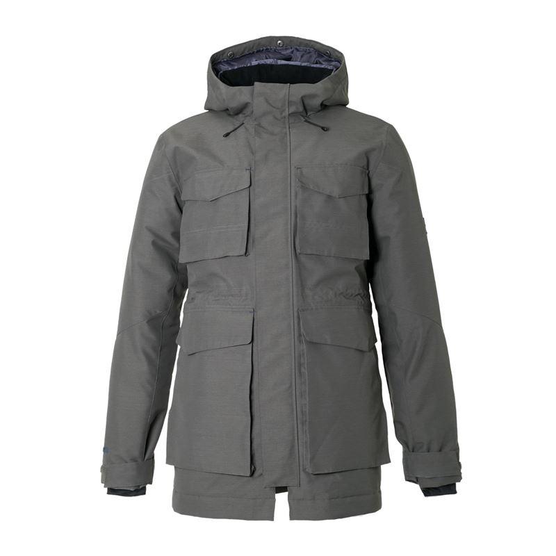 Brunotti Minor  (grijs) - heren jassen - Brunotti online shop