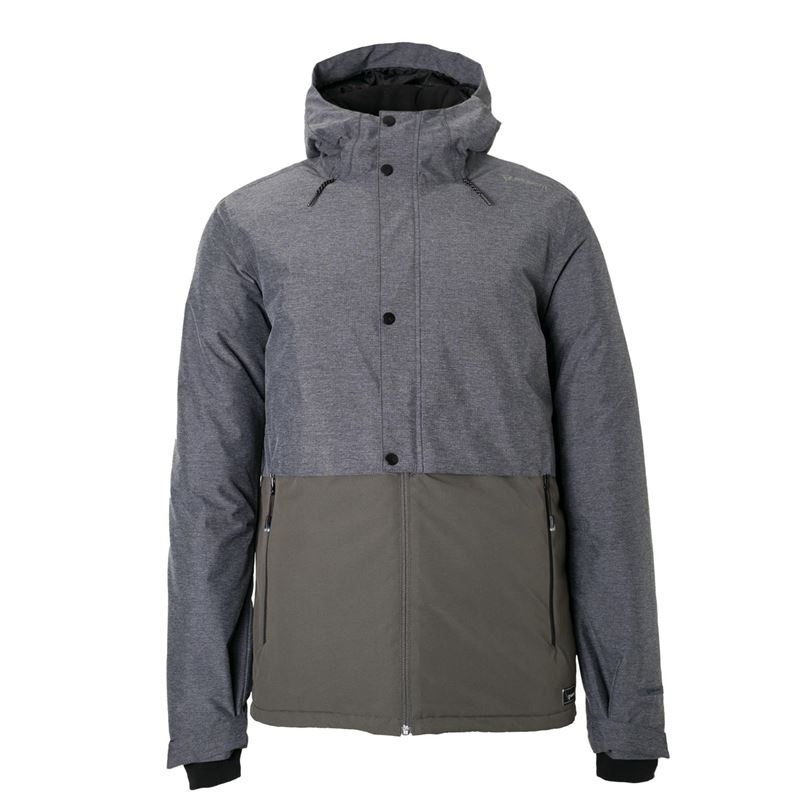 Brunotti Rogue  (zwart) - heren casual jassen - Brunotti online shop