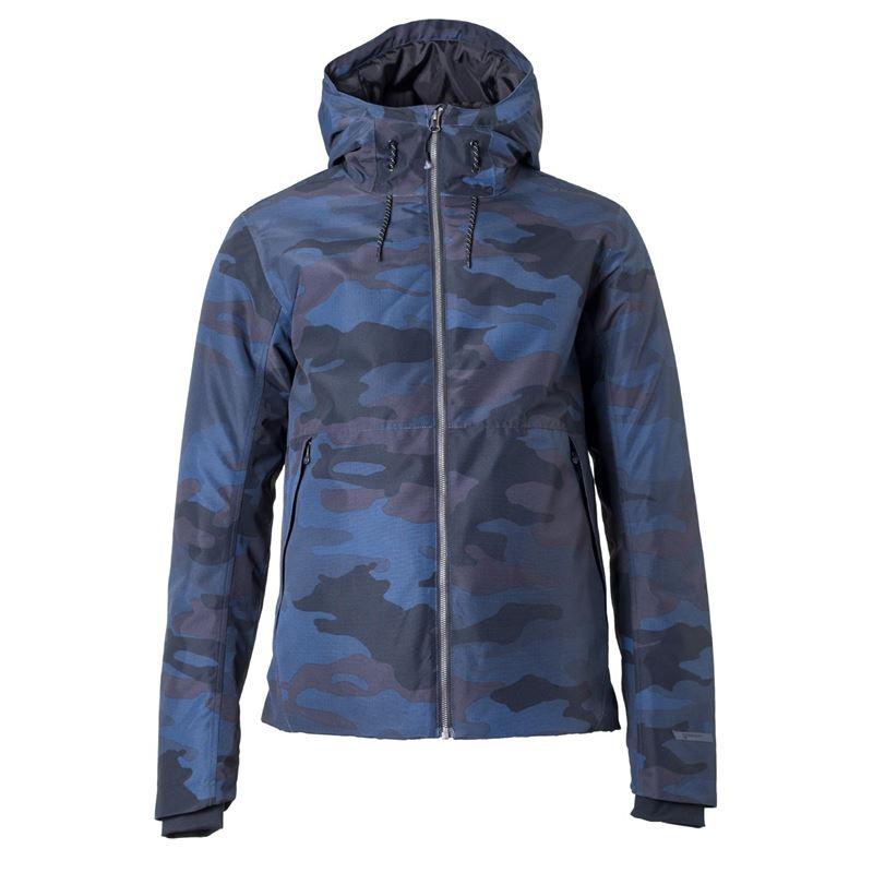 Brunotti Darwin  (blauw) - heren jassen - Brunotti online shop