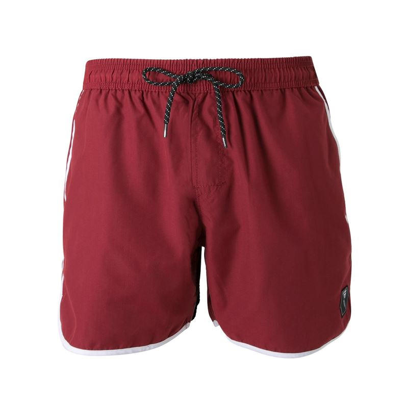 Brunotti Calbero  (red) - men swimshorts - Brunotti online shop