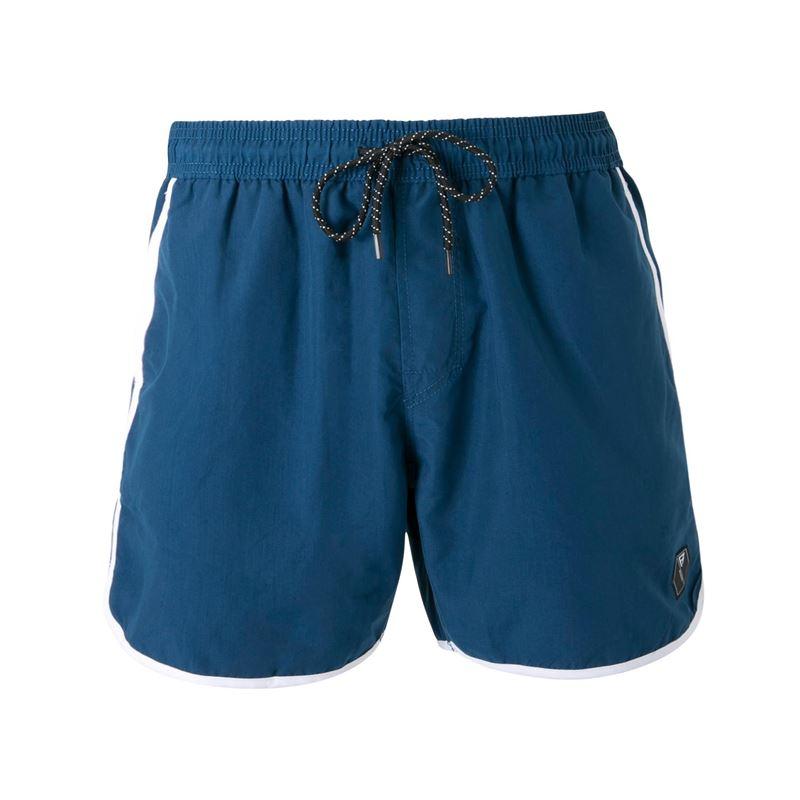 Brunotti Calbero  (blauw) - heren zwemshorts - Brunotti online shop