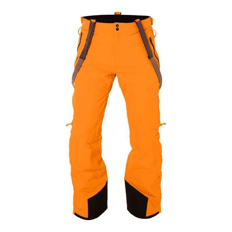 Brunotti Damiro  (orange) - herren skihosen - Brunotti online shop