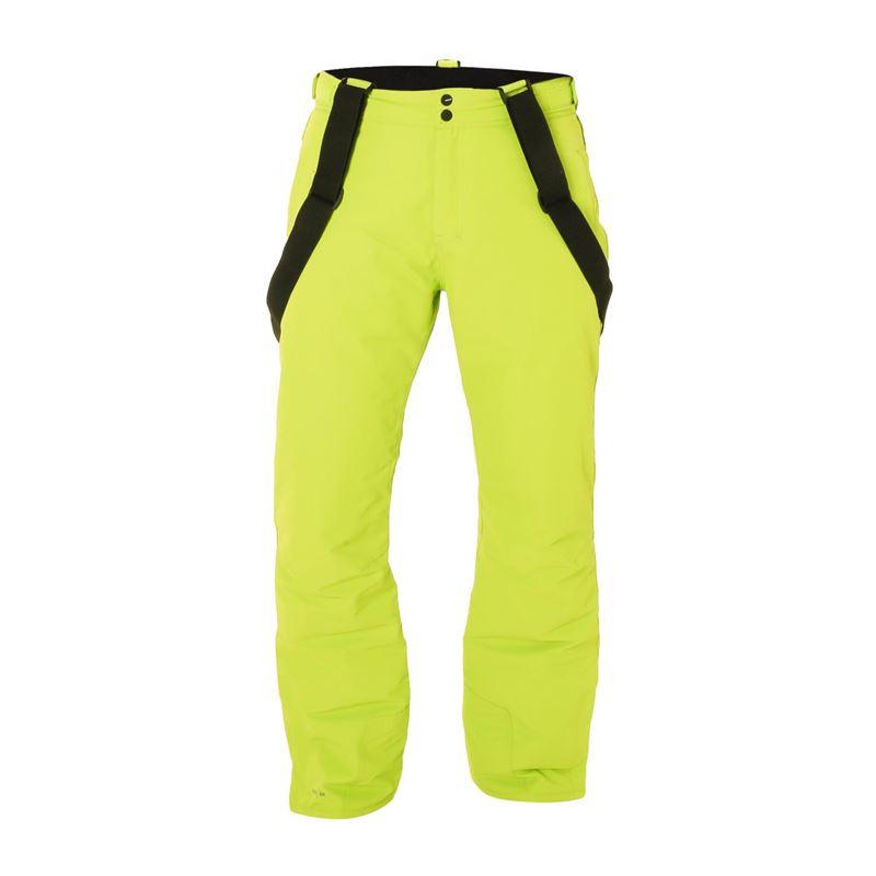 Brunotti Footstrap  (yellow) - men snow pants - Brunotti online shop