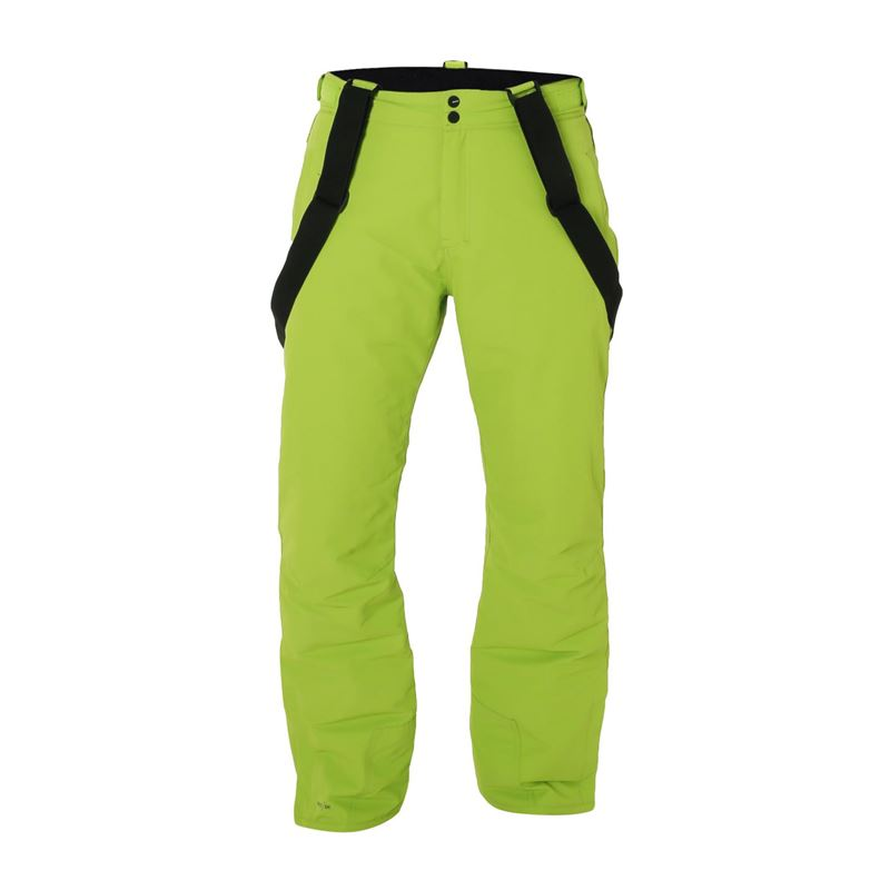Brunotti Footstrap  (green) - men snow pants - Brunotti online shop