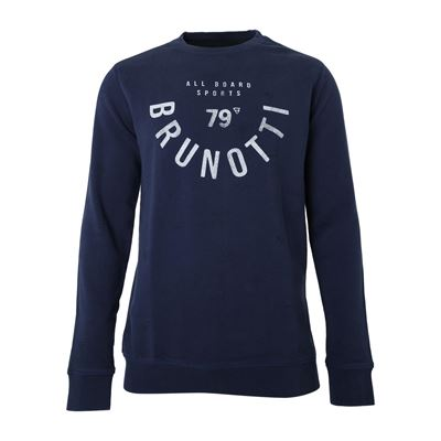 Brunotti Kodiak Men Sweat. Beschikbaar in S,M,L,XL,XXL,XXXL (1821061153-0532)