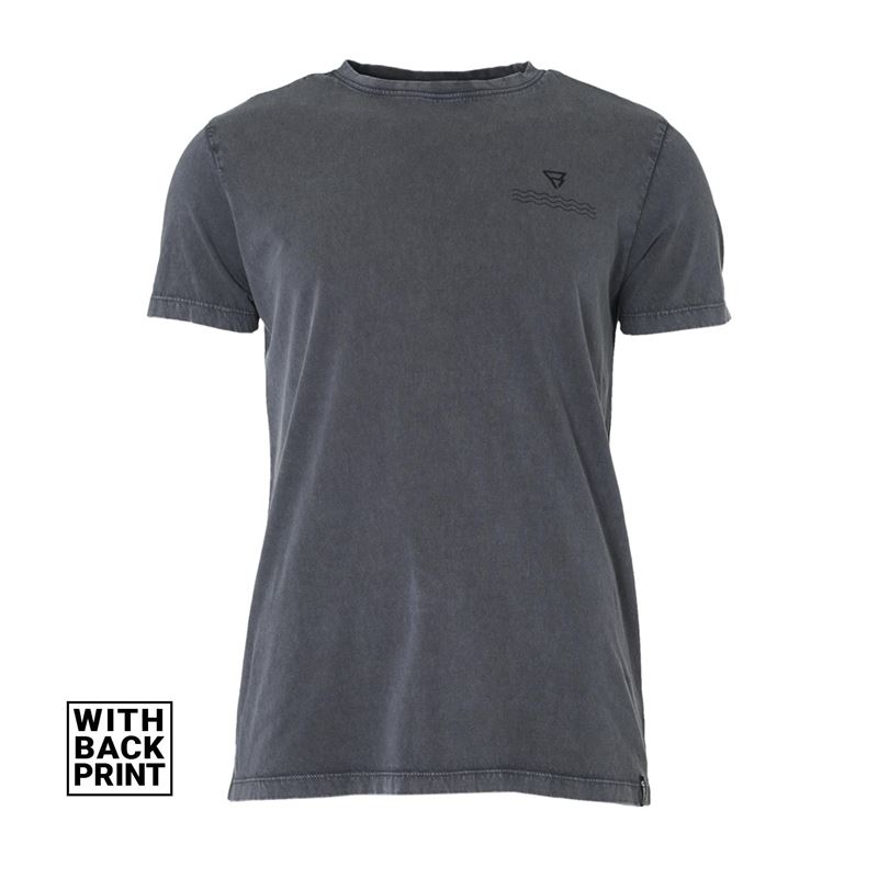 Brunotti Covered  (grau) - herren t-shirts & polos - Brunotti online shop