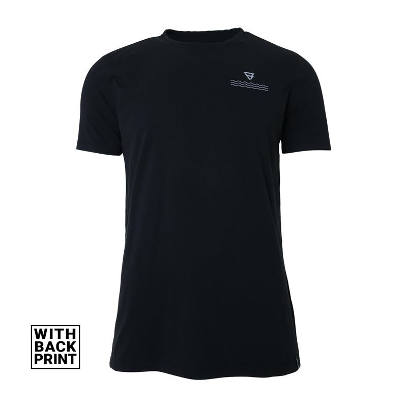 Brunotti Covered  (schwarz) - herren t-shirts & polos - Brunotti online shop